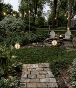 Outdoor Summer Living Spaces Tour