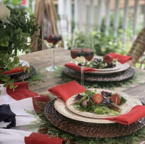 The Best Patrtiotic Tablescapes
