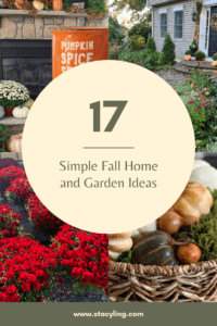 17 Simple Home and Garden Ideas