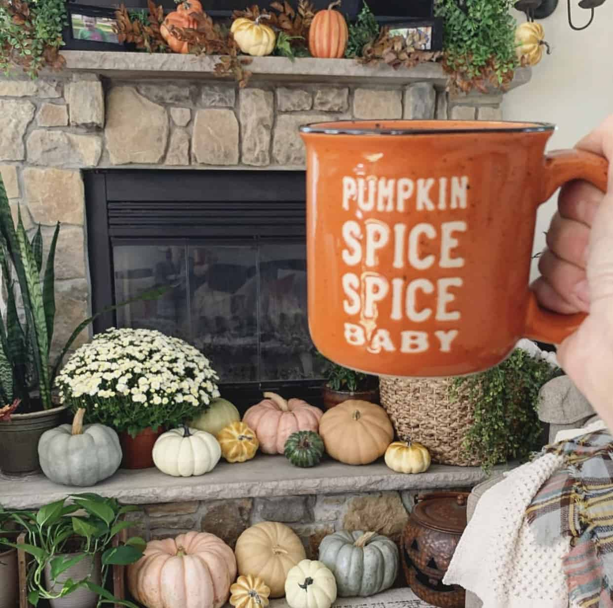 13 Simple Fall Home and Garden Ideas