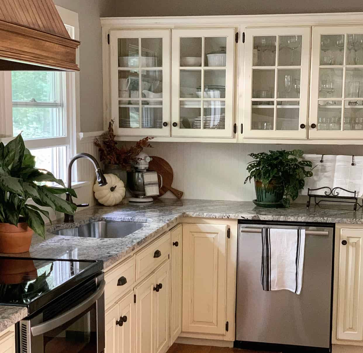 Chalk Paint Kitchen Cabinets FAQ - Stacy Ling