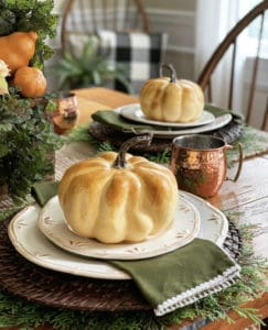 Neutral Fall Finds from the Christmas Tree Shops