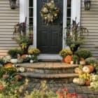 9 Simple Fall Front Porch Decor Ideas