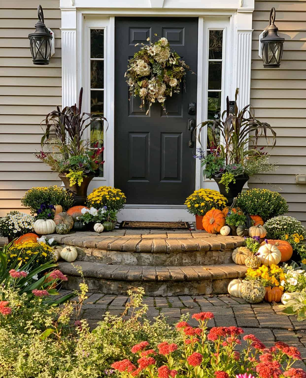 9 Simple Fall Porch Decor Ideas Stacy Ling