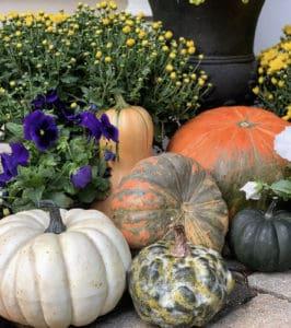 9 Simple Fall Porch Decor Ideas
